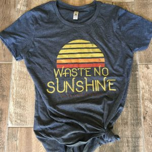 Waste No Sunshine